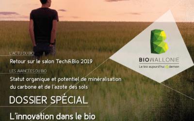 L'Innovation dans le Bio