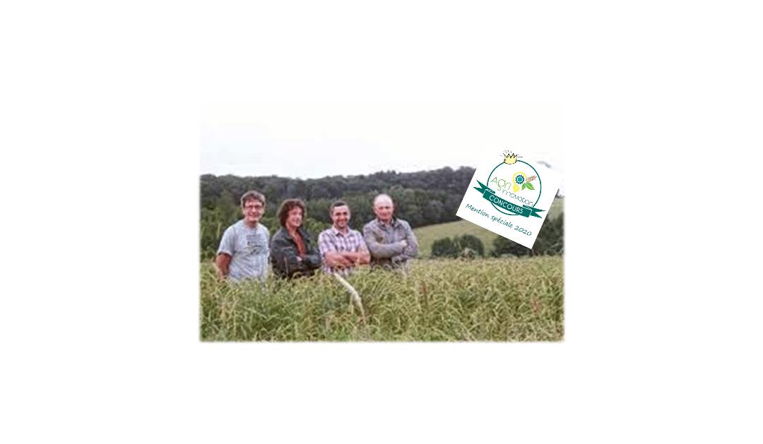 Campagne 2020 Epeautre d'Ardenne ( Parc Naturel Haute-Sûre Forêt d'Anlier) – Mention spéciale 2020