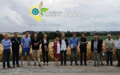 Concours Agri-Innovation. Découvrez nos cinq lauréats 2020.