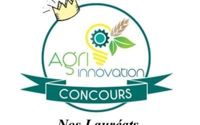 Campagnes d'Agri-Innovation. Découvrez nos lauréats!