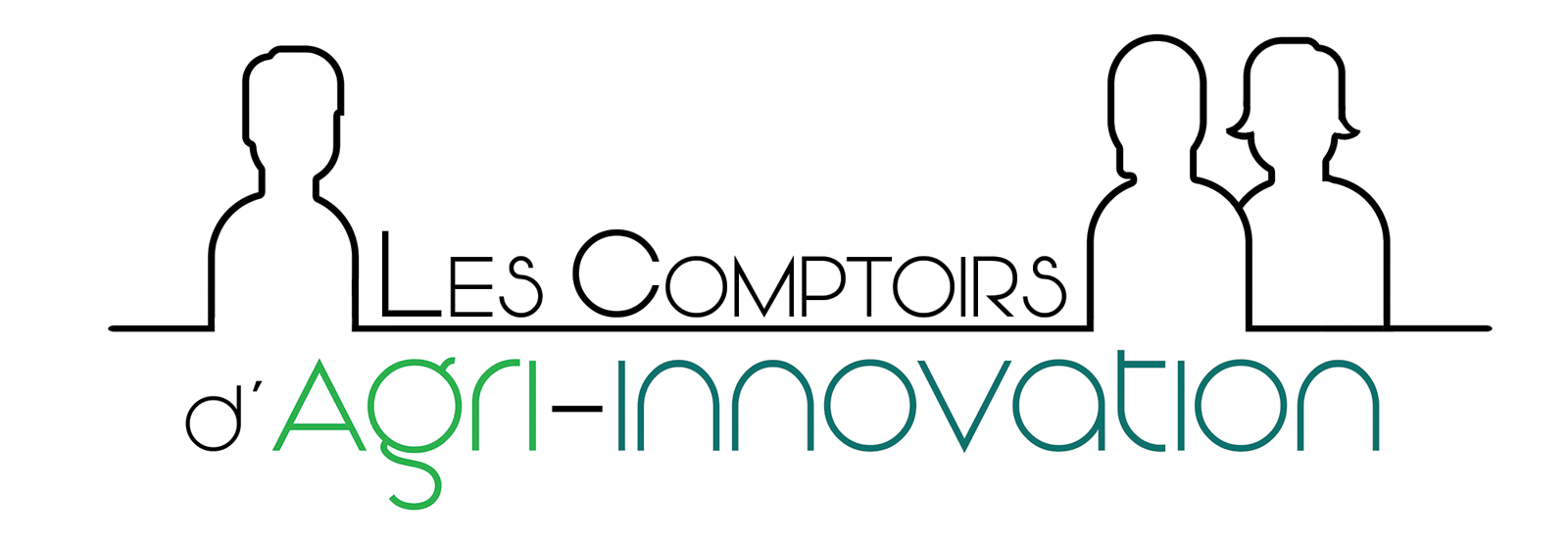 Logo comptoirs agri-innovation