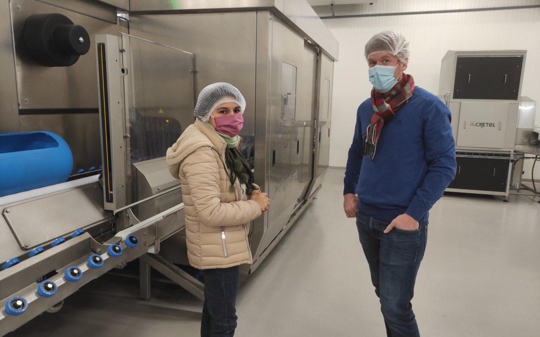 Campagne 2021 Un lait de chèvre au goût préservé ! (Liernu)